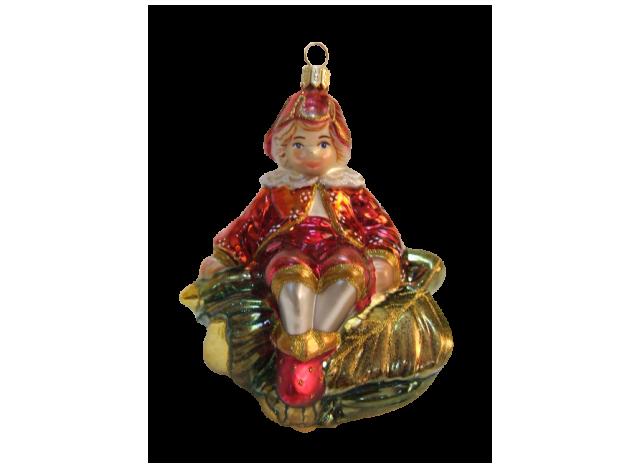 Christmas Ornament Fairy