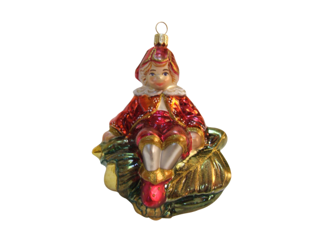 Christmas Ornament Fairy