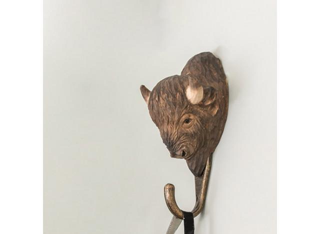 Animal Hook American Bison