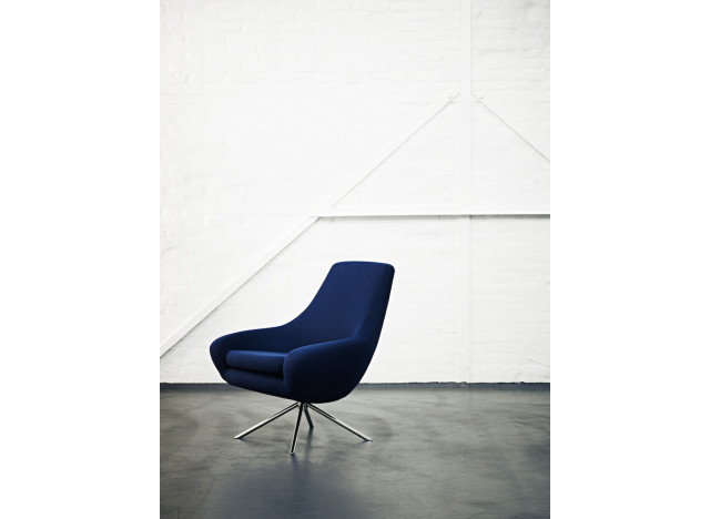 Noomi Swivel Lounge stol
