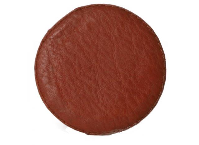 Knage Læder Cognac 6 cm