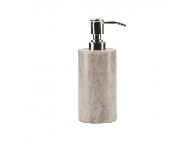 Soap Dispenser Marble Creame