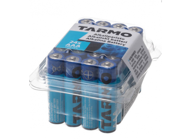 Batteri AAA - 24p