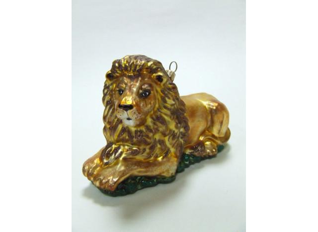 Christmas Ornament Lion