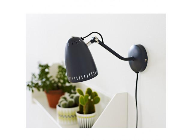 Wall lamp Dynamo Almost Black