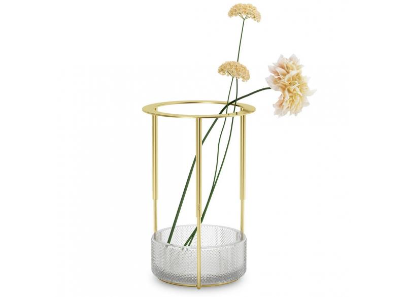 Tresora Vase Brass - Adjustable