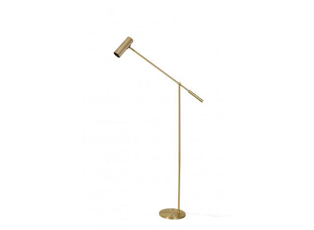 Florlamp Hubble Brass H140cm
