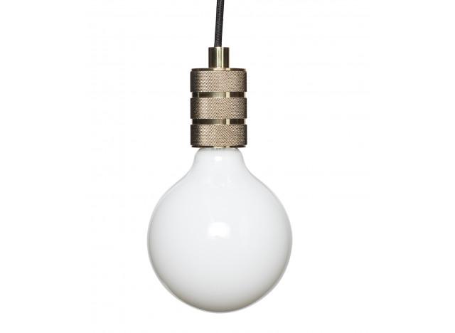 Pendant Lamp Brass E27