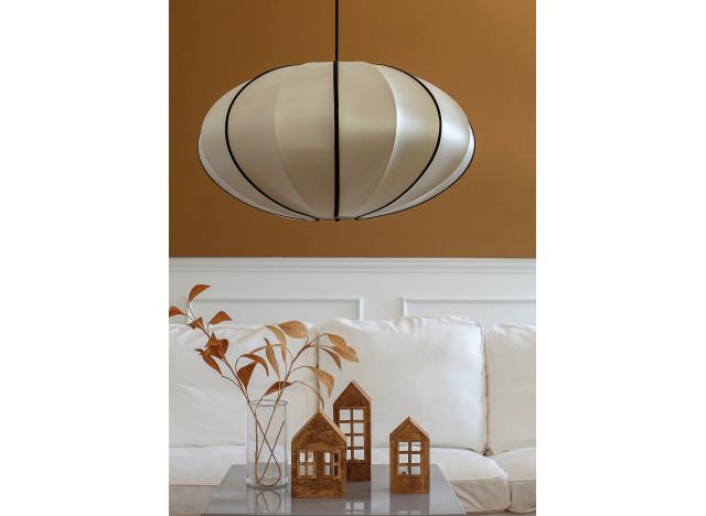 Lampeskærm Silke Pumpkin
