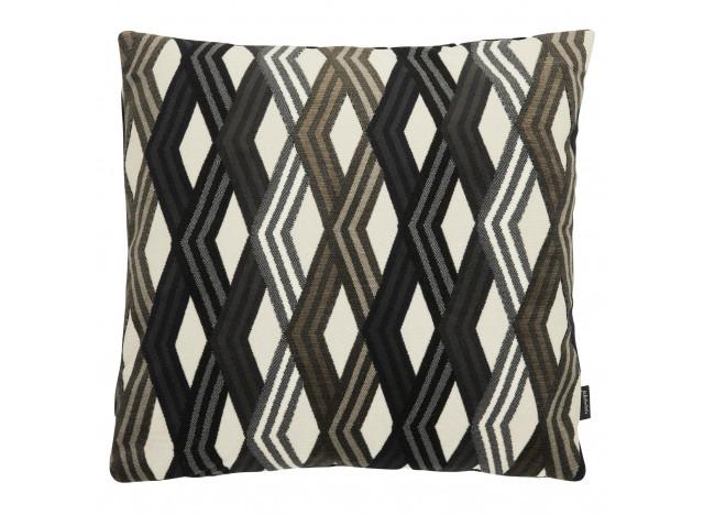 Pillow Connection Graphic black