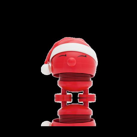 Bimble Santa lille rød