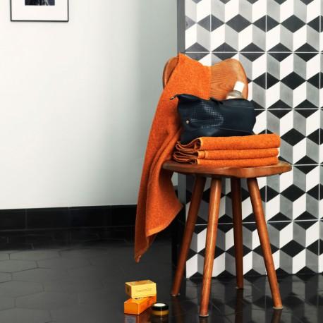 Toiletry bag - Capra - 22x12x10 - Black