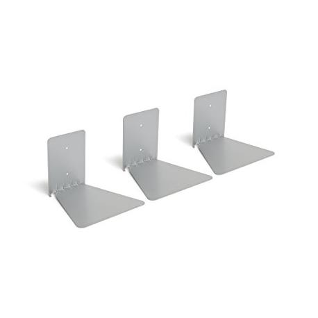 CONCEAL flydende væg-hylde 3-pak
