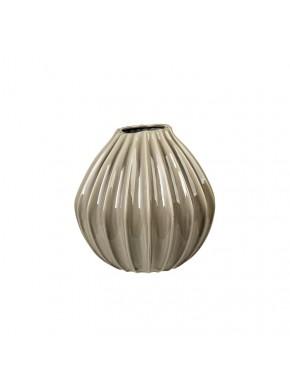 Vase Wide L - Rainy Day