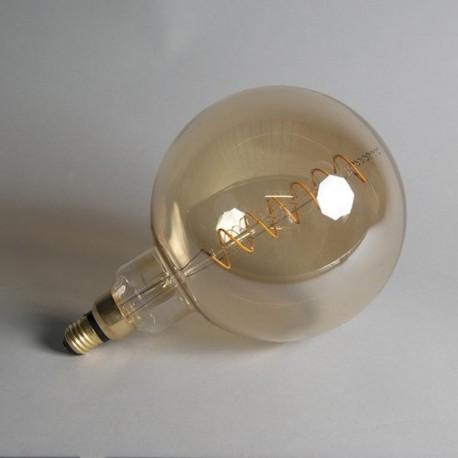LED-pære MegaGlobe, E27 fatning