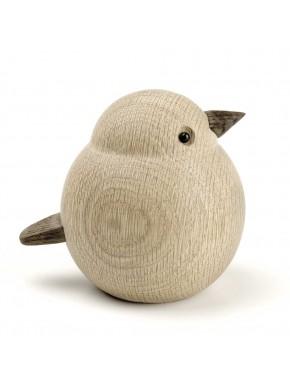 Papa Sparrow - Oak - Large