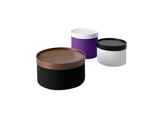 Drum pouf small - Softline