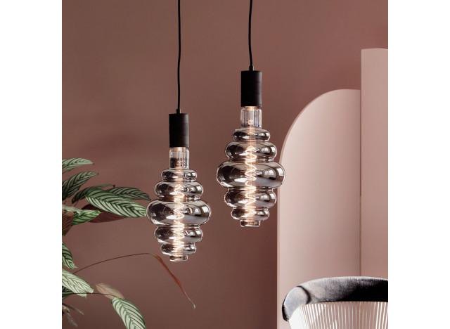LED-bulb Gigant Paris Titanium - E27