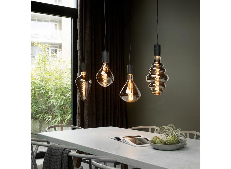 LED-bulb Giant Vienna Titanium - E27