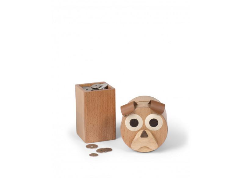 Tinder Money Box Dog