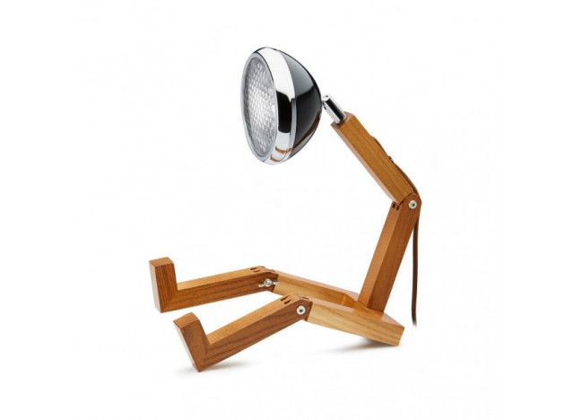 Lampe Wattson Fashion Black