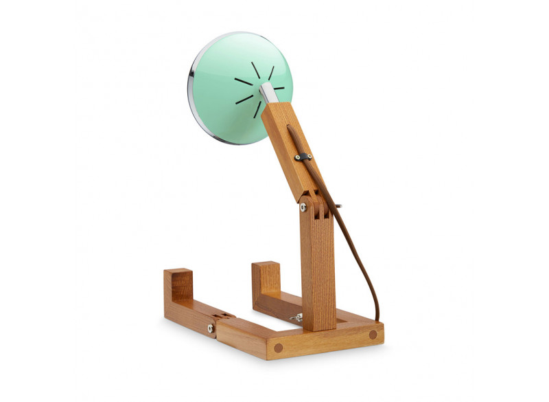Lampe Wattson Tiffany Green