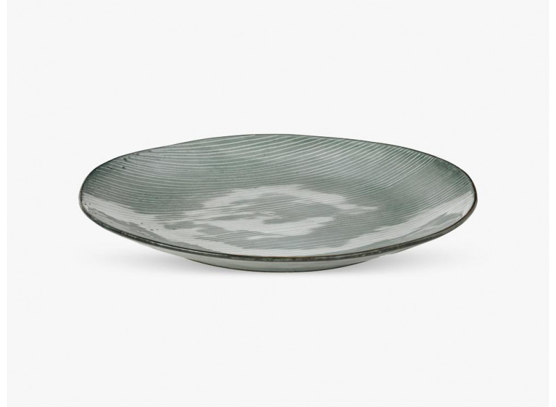 Dinner plate Big Ø31, Nordic Sea