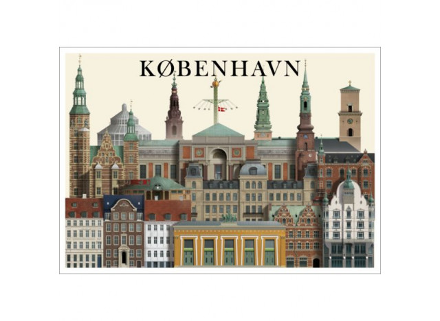 København kort A5 nr 4
