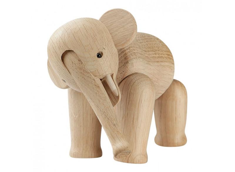 9424f71613fa Den klassiske elefant i mini fra Kay Bojesen
