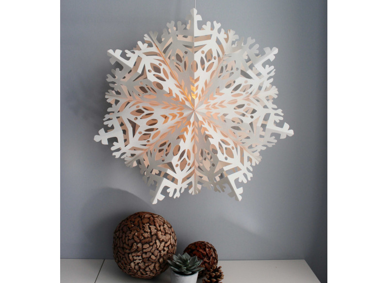 Snow Flake Asta 60cm