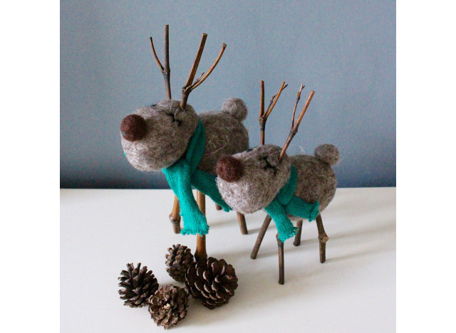 Rudolf 14cm