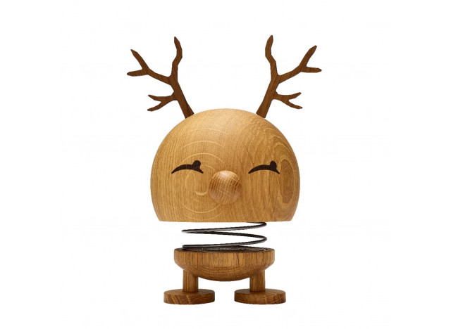 Bimble Reindeer Large Oak