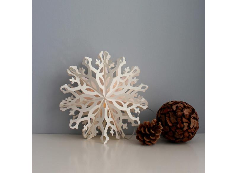 Snow Flake Frida LED 25cm
