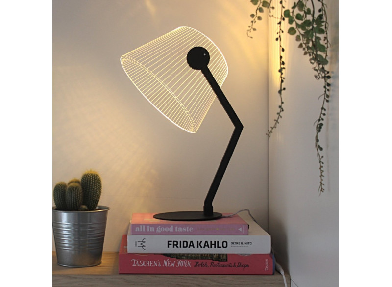 Bordlampe Ziggi Black
