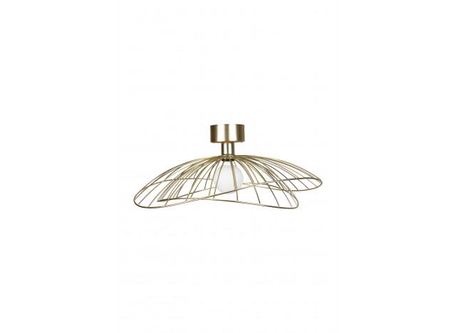 Ray Ceiling / Wall Light Brass