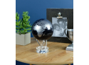 Moving Globe BlackSilver Ø21,59cm