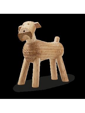 Terrier hunden Tim - eg - Kay Bojesen