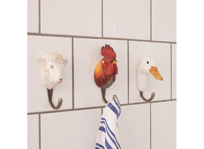 Dyreknage hane