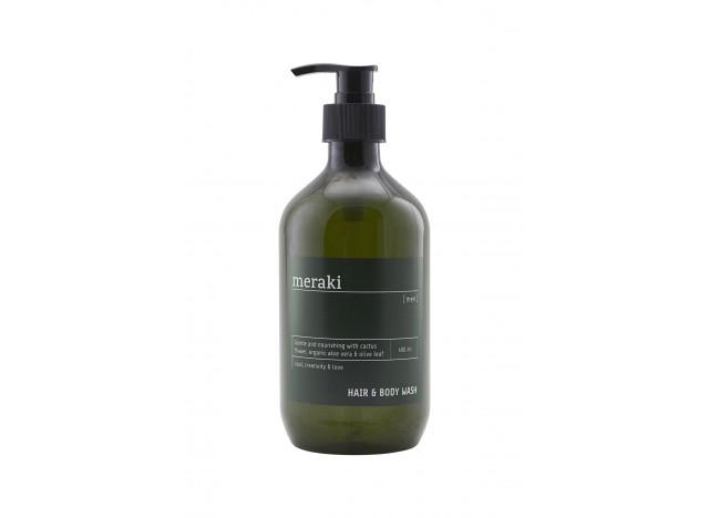 Hair & Bodywash Mænd, 490ml