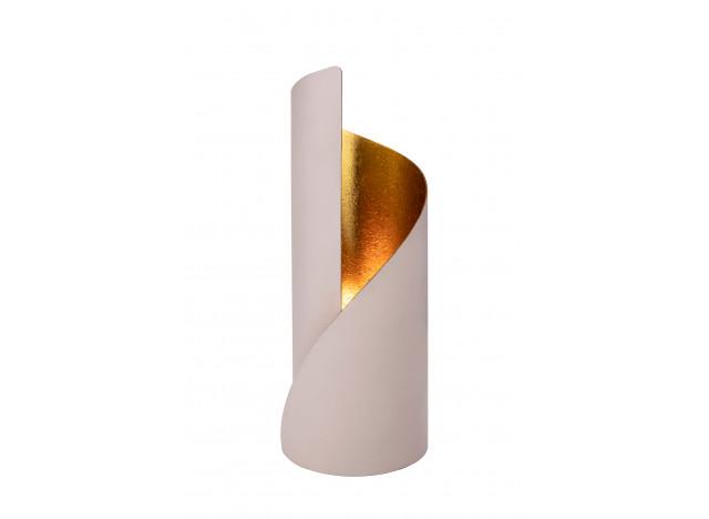 Bordlampe Etenity Beige Metal