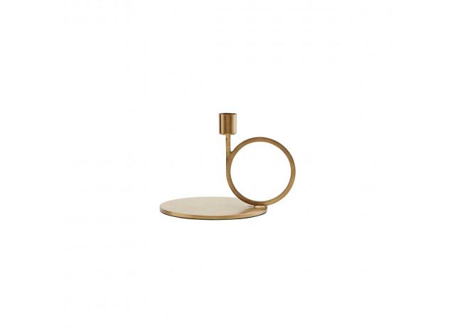 Candlestick Cirque brass