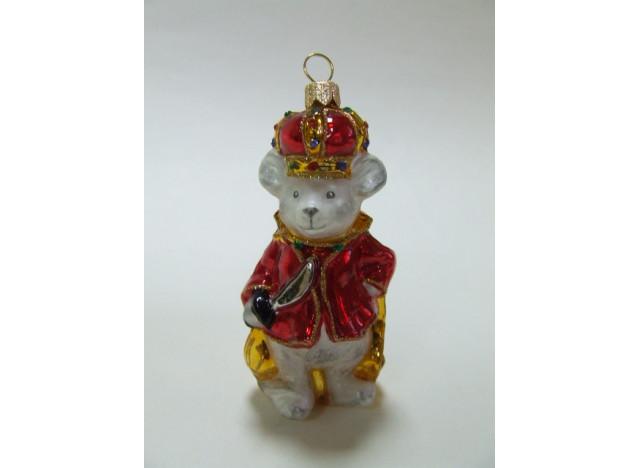 Christmas Ornament Mouse King