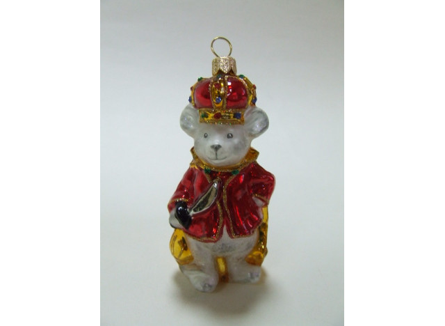 Christmas Ornament Mouse King