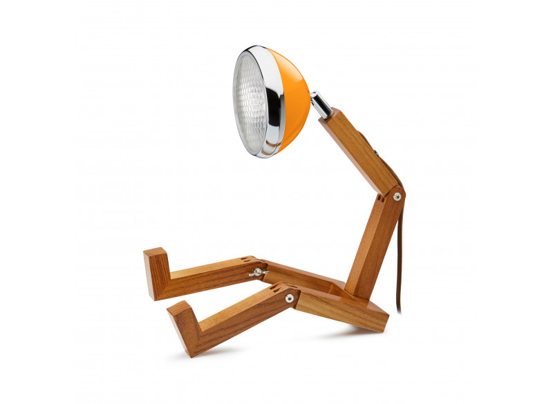 Lampe Wattson McLaren Orange