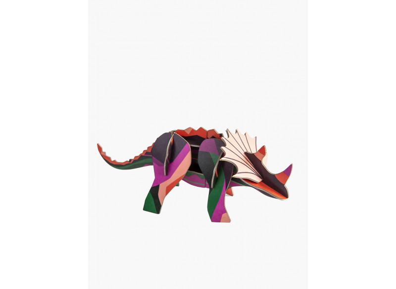 Totem Triceratops