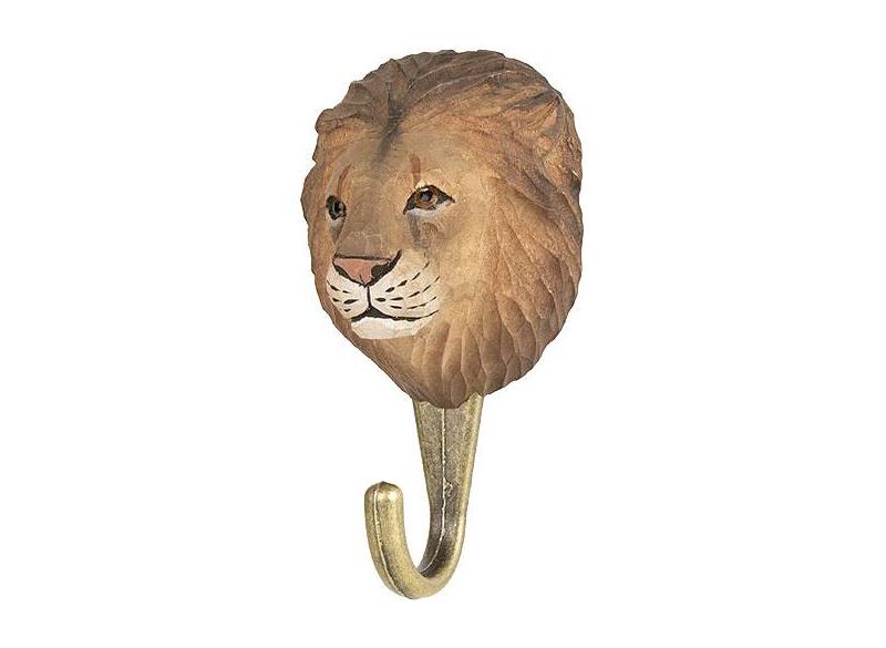 Dyreknage Løve