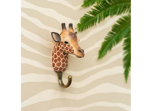 Animal Hook Giraffe