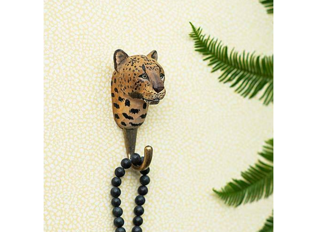 Animal Hook Leopard