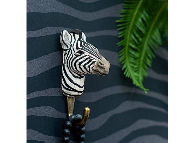Animal Hook Zebra