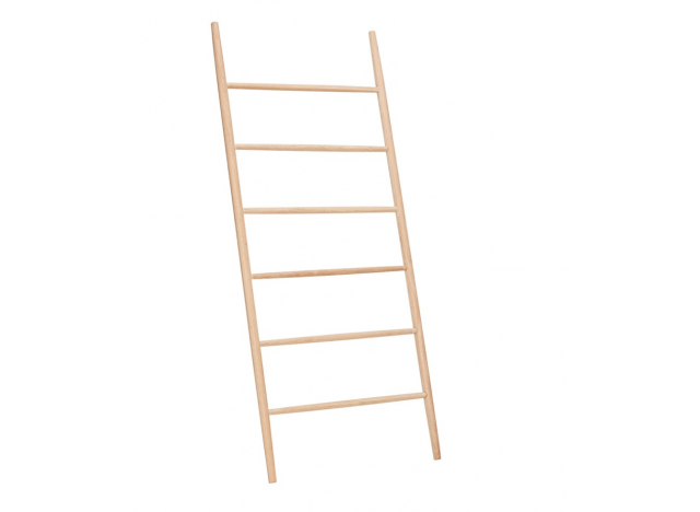 Display ladder oak